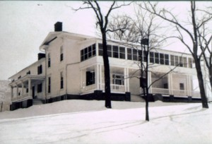 "the Rosendale ""mansion"" and Smith Creek"